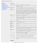 Einstellungen bearbeiten bei der Bildergalerie unter der Version 2.51
