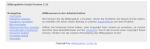 Startseite nachdem anmelden im Administrationsbereich der Version 2.51